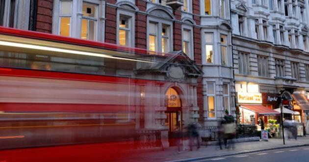 St. Giles London