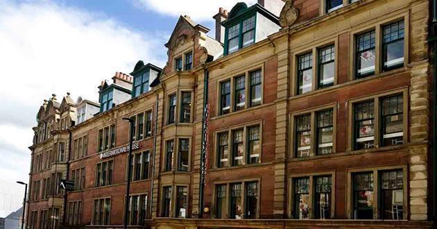International House Newcastle