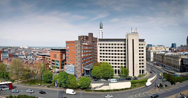Birmingham, University College