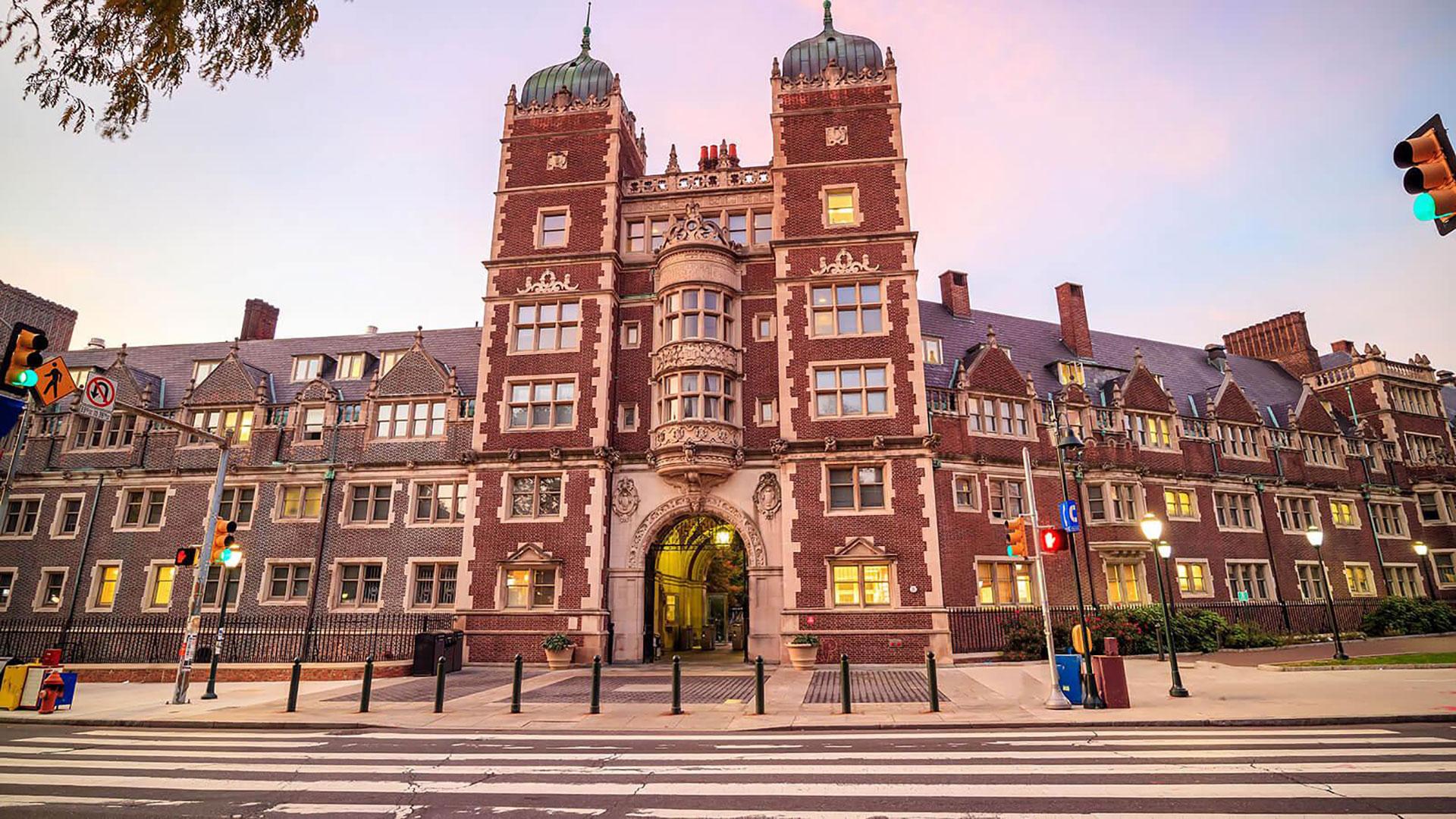 The University of Pennsylvania Graduate School of Education