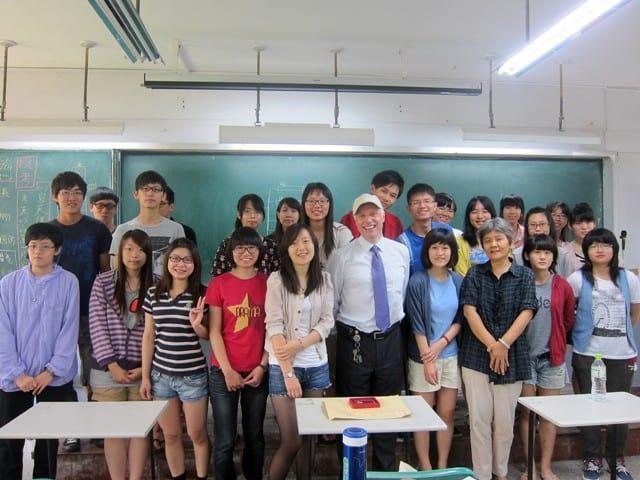 【台南】英國歷史文化旅遊與留學講座