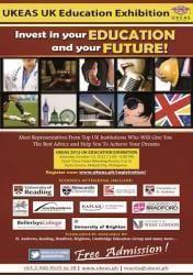 UKEAS Philippines' 3rd UK Education Fair!