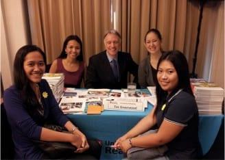 European Higher Education Fair Philippines!