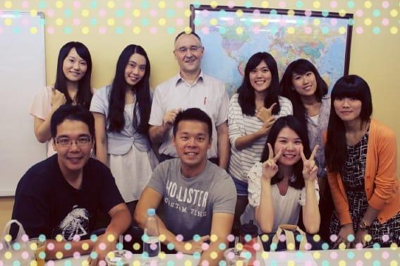 【台北】EAP學術英語開課通知