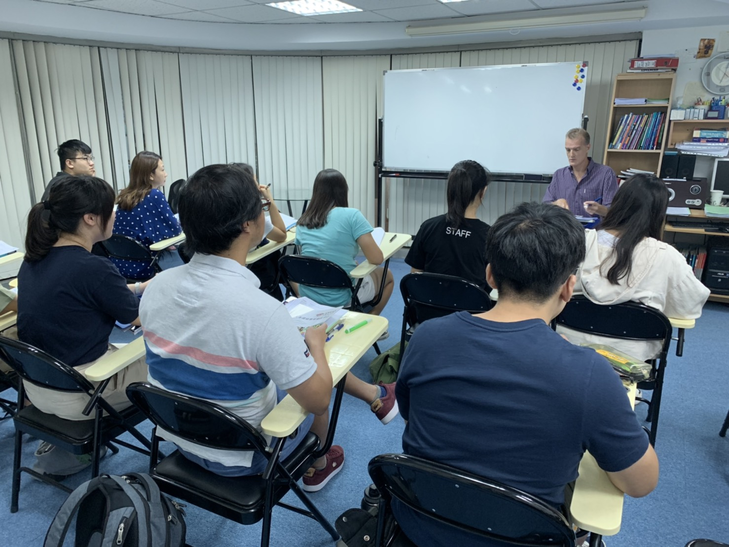 EAP學術英文班要開課囉!