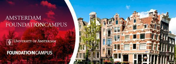 New Progression Route to BSc PPLE through Amsterdam Foundation Campus