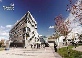 Times Higher Education Names Coventry