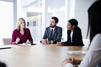The Perk of having Women in Top-Jobs