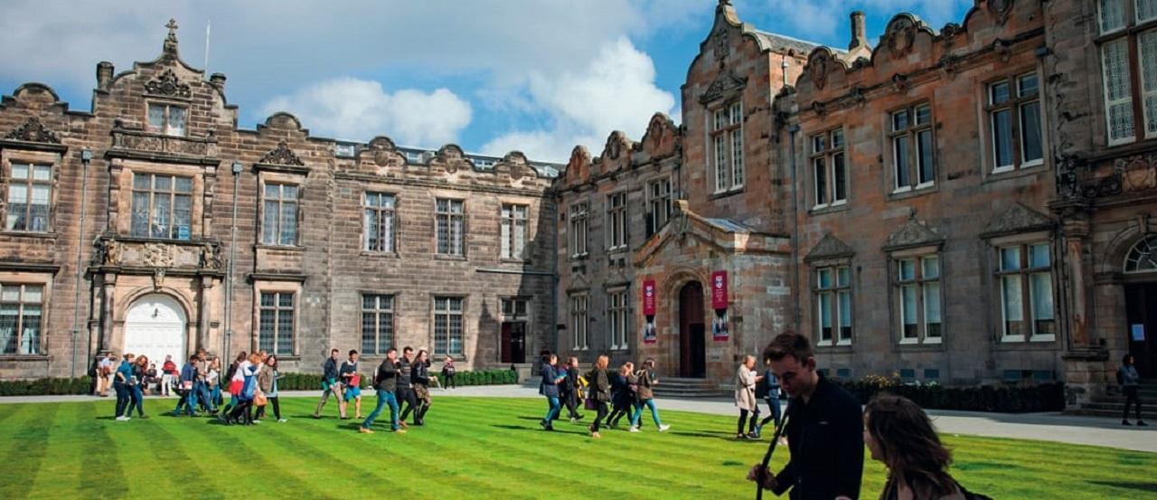 Visitors Witness a Glorious Medieval Age at the University of St Andrews