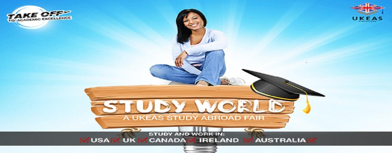 It's Here Again!!! Study World - A UKEAS Exhibition. 9th - 13th October, 2018