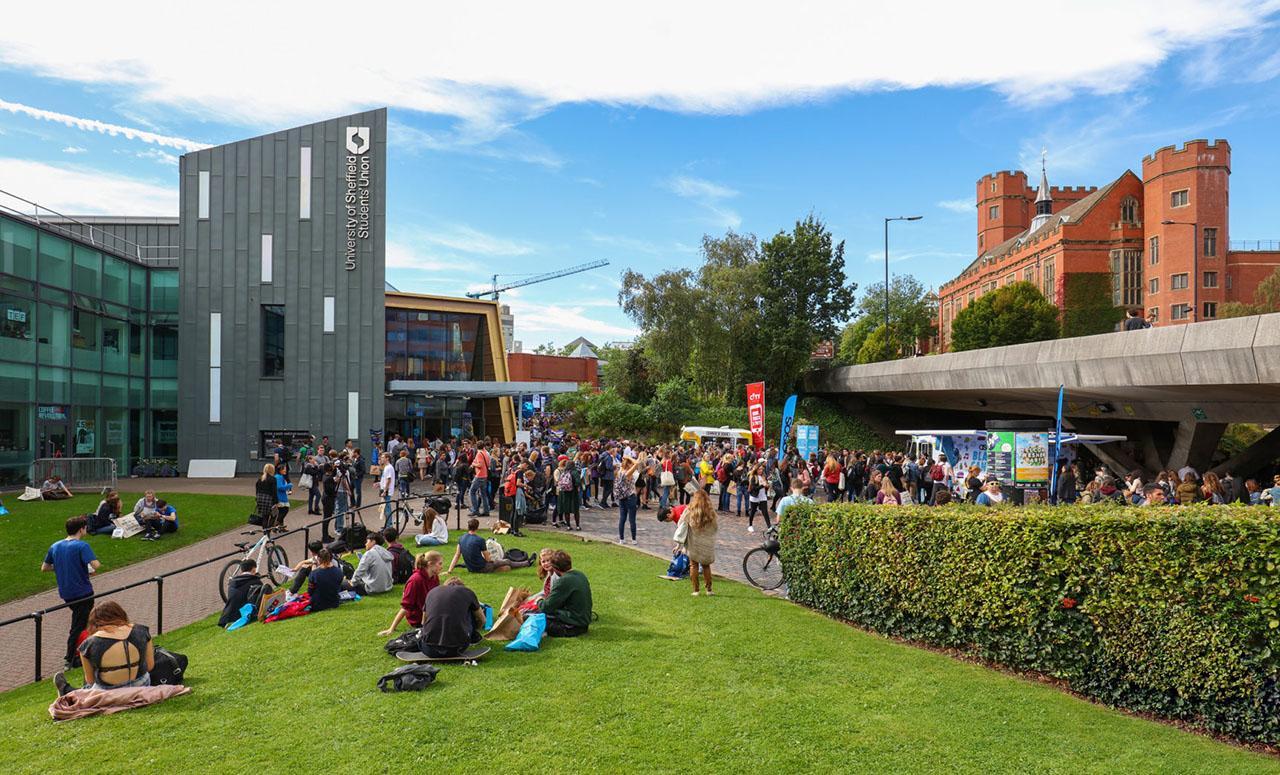 UKEAS X University of Sheffield 聯合獎學金開放申請!