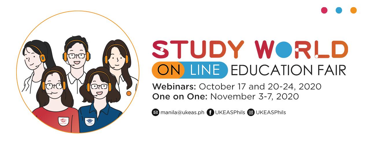 Study World now Online!