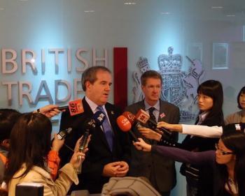 英國宣布對台灣開放青年旅行工作計畫
