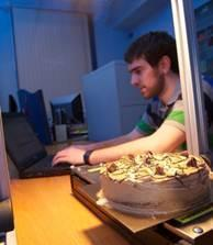 Mixing Cakes With Technology
