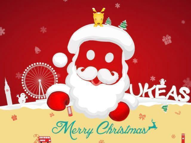 UKEAS祝大家聖誕快樂!MERRY CHRISTMAS !