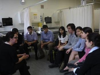 University of St. Andrews International Foundation Programme for Medicine!
