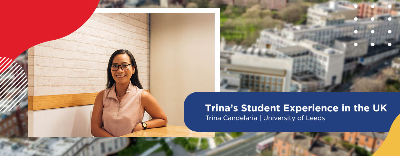 Trina's Student Experience in the UK