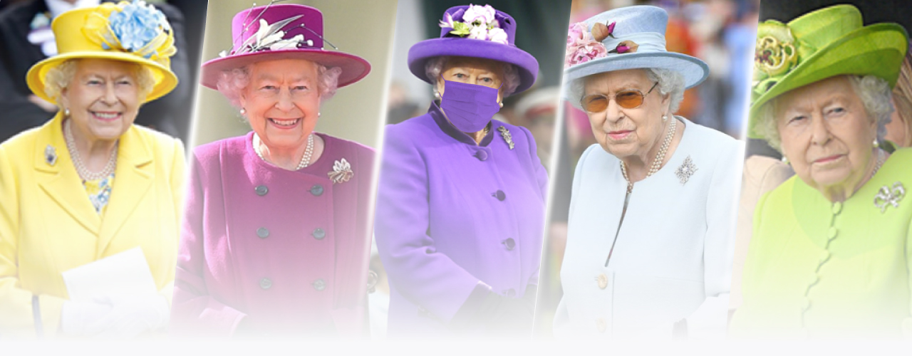 【英國皇室小知識】女王經典穿搭之行動色票