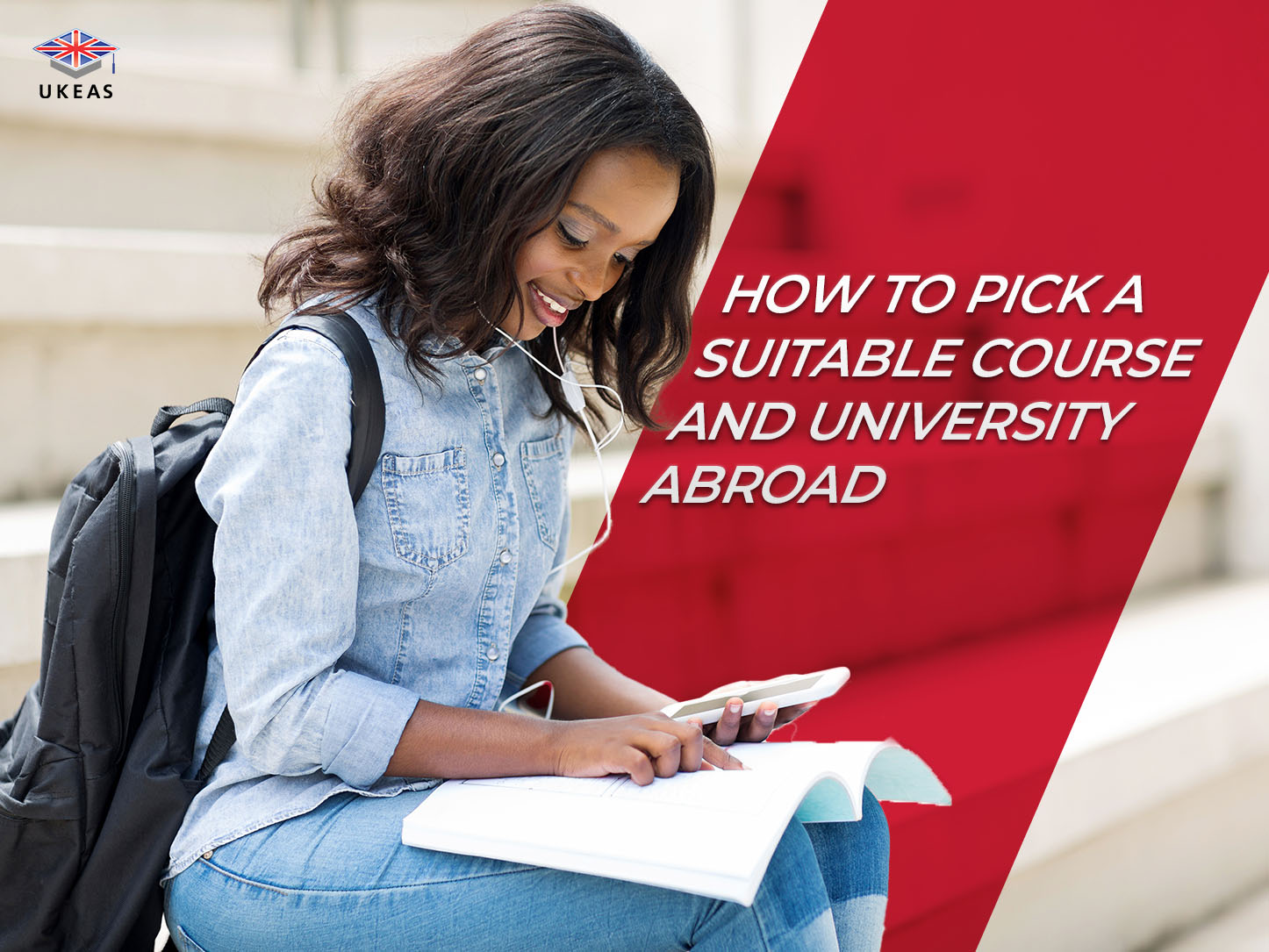 How to Pick A Suitable Course And University Abroad