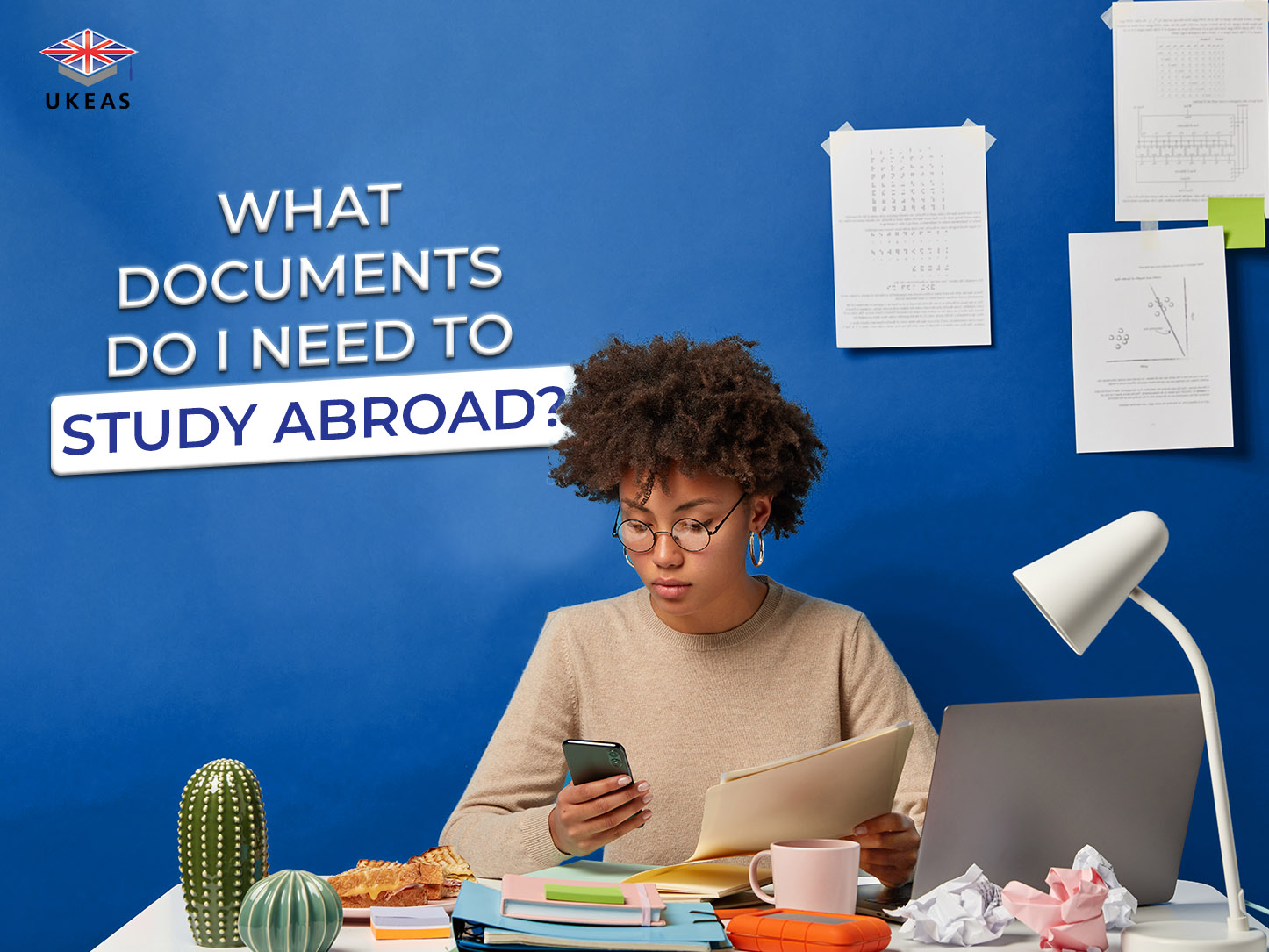 What documents do I need to study abroad?